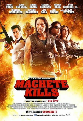 Machete Kills (BRRip FULL HD Inglés Subtitulada) (2013)