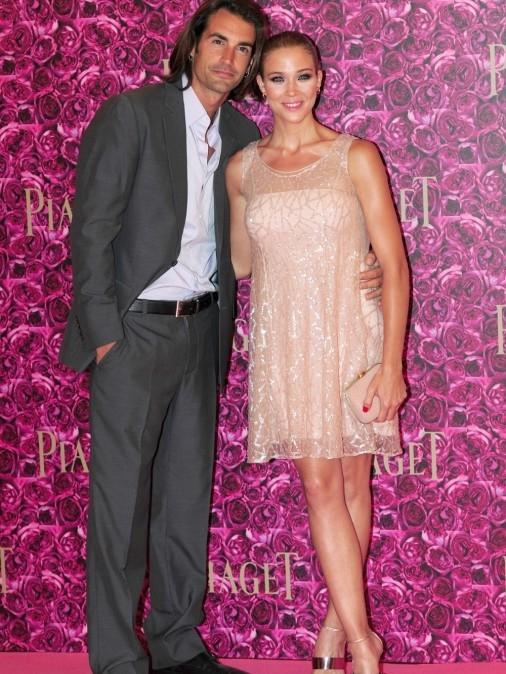 Patricia Montero espectacular de Dior en la Fiesta Piaget