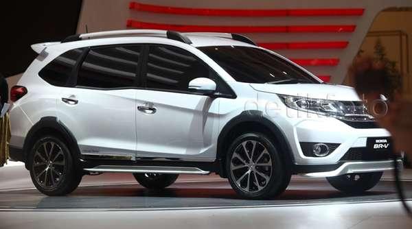 Info Honda Makassar Honda Brv Mirip Dengan Honda Mobilio Ini
