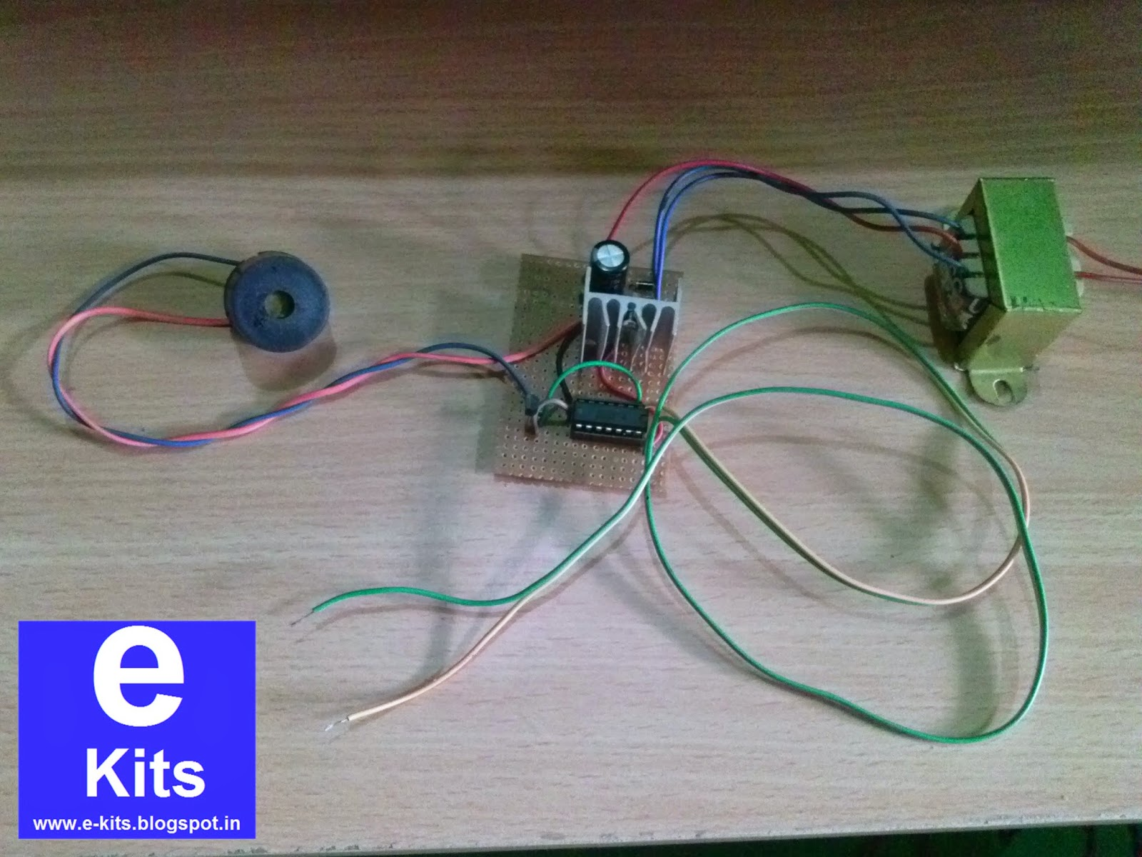 Buy Electronic Projects Online: Water Level Monitoring System