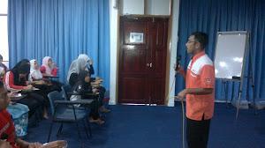 Mengendalikan Slot di Kem Tunas Asnaf, Majlis Agama Islam Johor