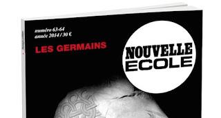 Les Germains : un numéro exceptionnel - Via Breizh Info