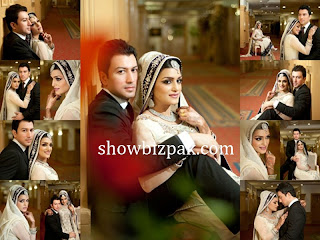 Nazia Mailk Wedding