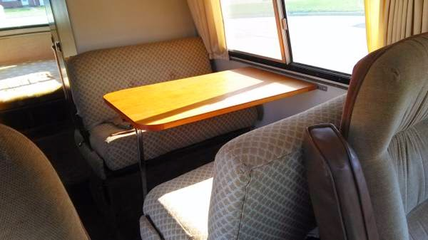 Used RVs 1985 Dodge Xplorer Class B Kept In Garage For Sale by Owner