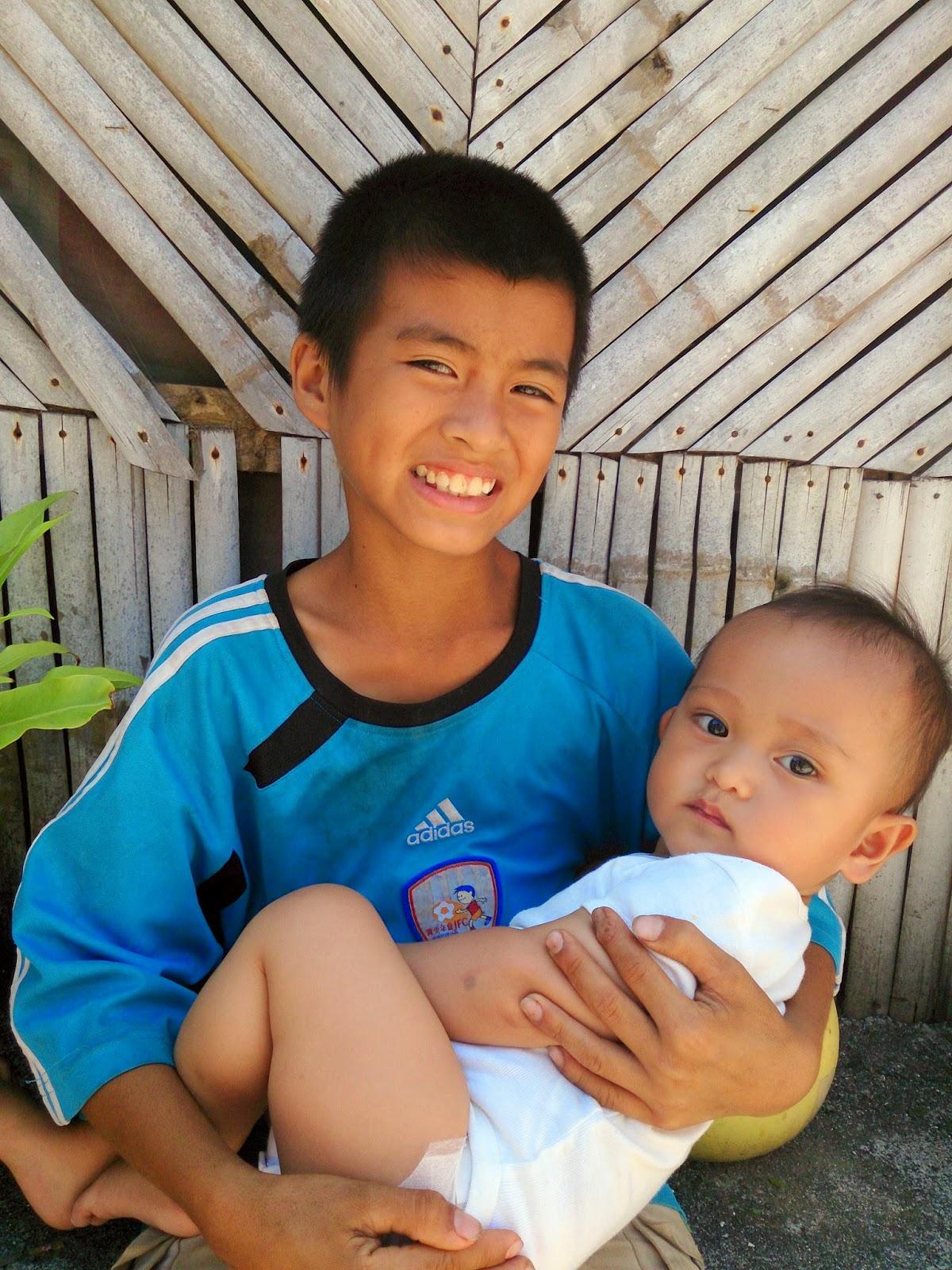 Chayan Kids, Sabtang Island, Batanes