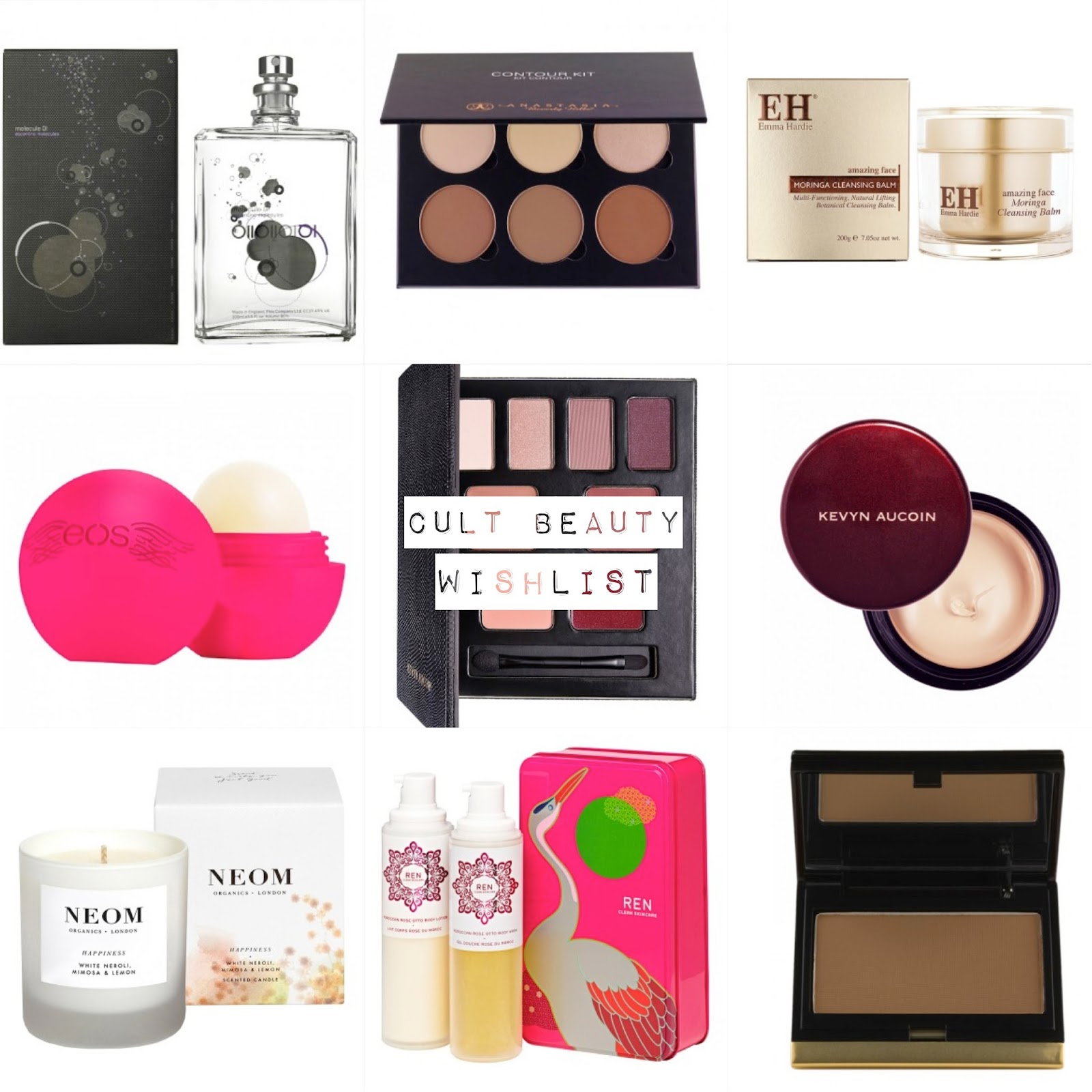 Cult Beauty Christmas Wishlist and Black Frdiay Discounts
