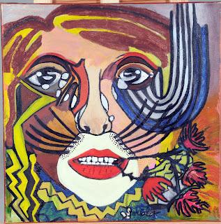 artiste peintre montpellier - Tristesse