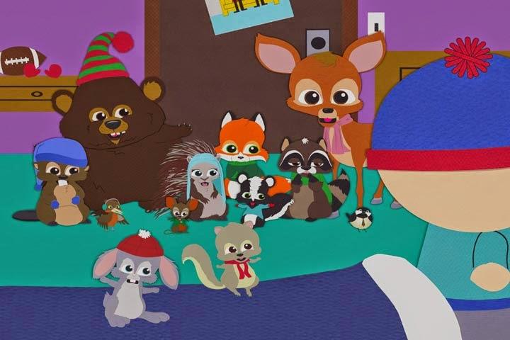 The Dustinaton Foundation: Malicious Monday: Woodland Christmas ...