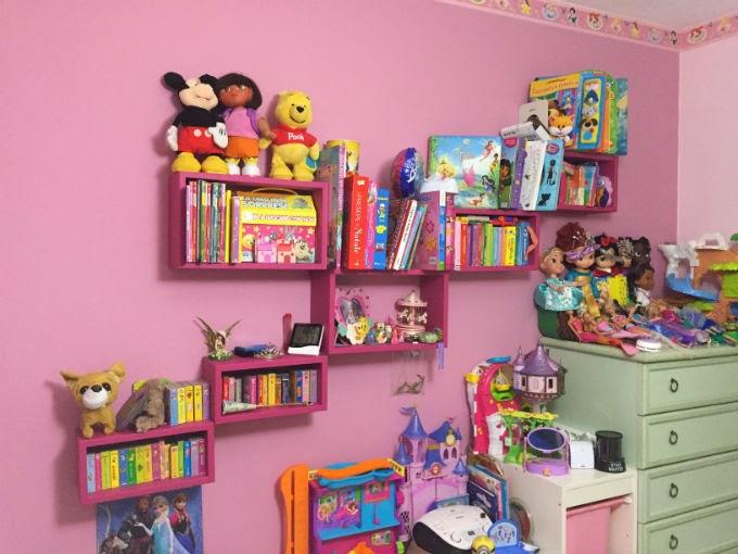 Idee per cameretta bambini scelta colori pareti e for Mensole cameretta leroy merlin