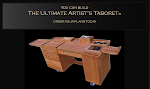 The Ultimate Artist's Taboret