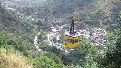 kereta gantung merinda, venezuela