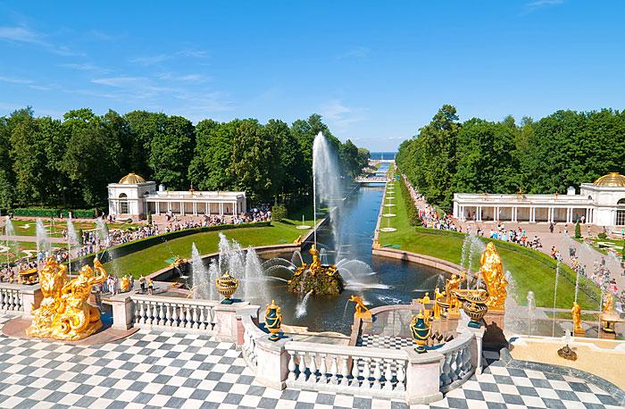 Peterhof+Palace