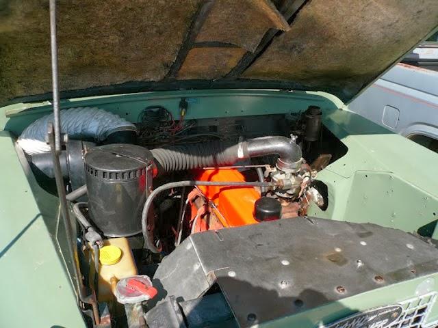 1967 Land Rover Series Iia 4x4 Cars