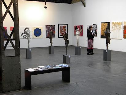 Mostra Basilea Galleria Marc de Peuchredon