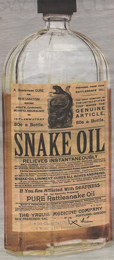how to make snake oil vape