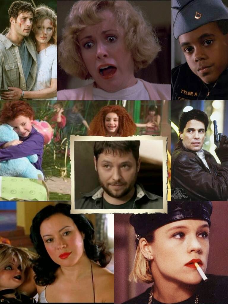 to attend the 16th anniversary bride of chucky cast reunion held byCurse Of Chucky Cast