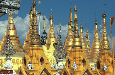 (Myanmar) – A dream to the Buddhistic Region