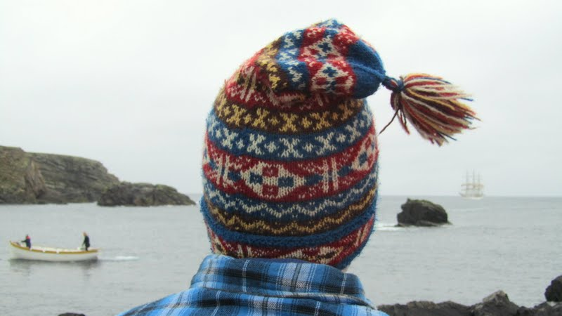 Fair Isle: The Party! Fair Isle Style! & Knitwear! Tall Ships Race ...