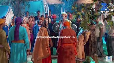 Sinopsis Jodha Akbar Episode 460