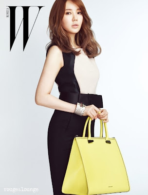 Yoon Eun Hye W Korea Magazine March 2013