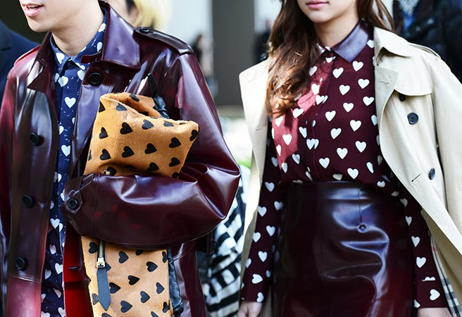 burberry hearts
