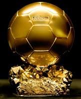 FÚTBOL-Aspirantes al balón de oro