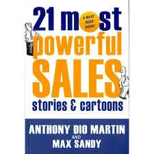 Buku  21 Most Powerful Sales