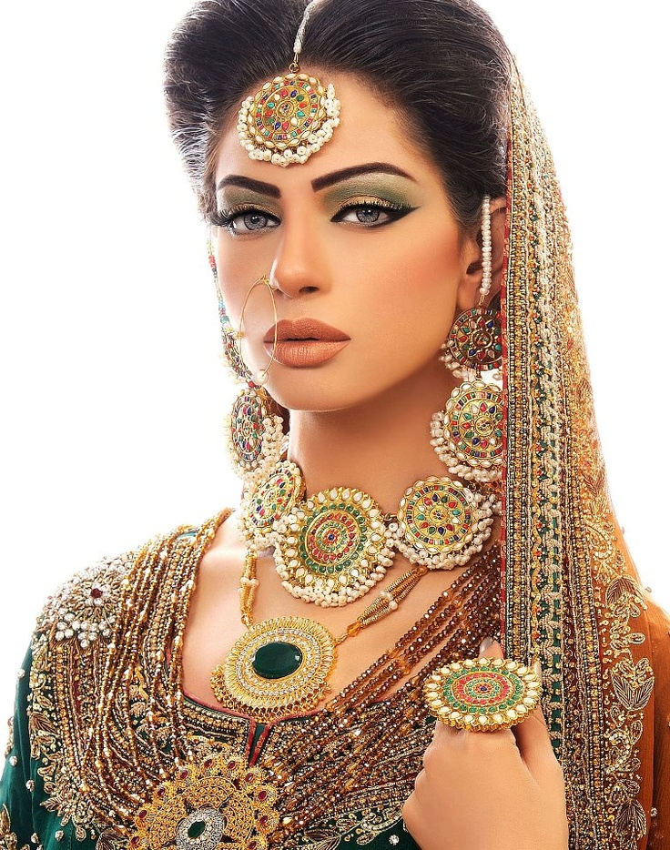 New South Asian Bridal Makeup For 2016 ~ Just Bridal