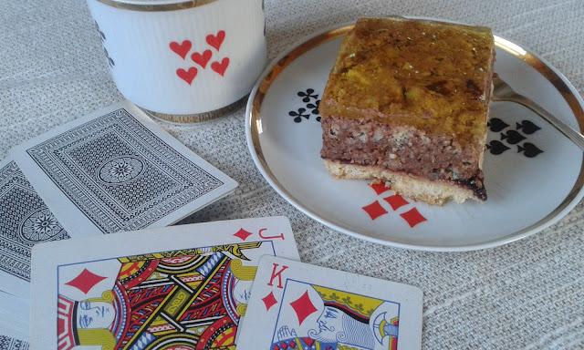 Bajaderka- ciasto z ciasta