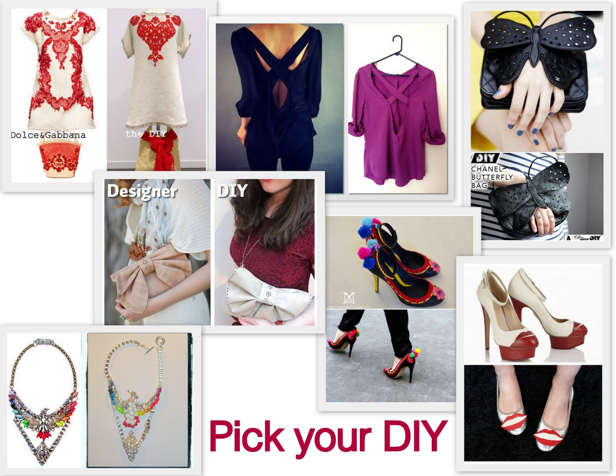 How to start a diy fashion blog