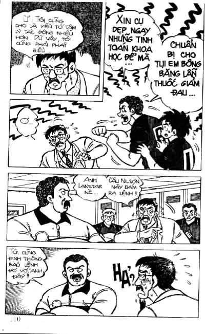 Jindodinho - Đường Dẫn Đến Khung Thành III Tập 26 page 110 Congtruyen24h