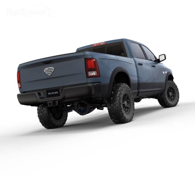 ram power wagon - new autos - dodge truck - dodge new ram models