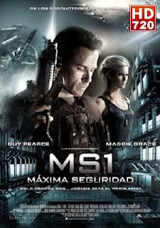 Ver MS1: Maxima Seguridad (2012) – Peliculas Online