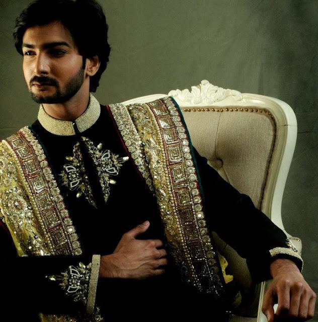 Aeisha Varsey Fashion Sherwani Collection