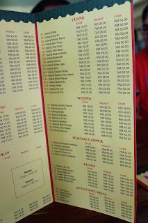 Restoran Hj. Sharin Low | Masakan Khas Cina Muslim