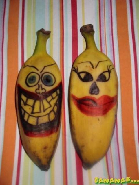 Funny Banana Art  13 Pics