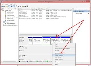 Cara Membuat Partisi Hardisk di Windows 8/8.1