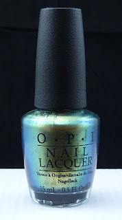 OPI Just Spotted the Lizard