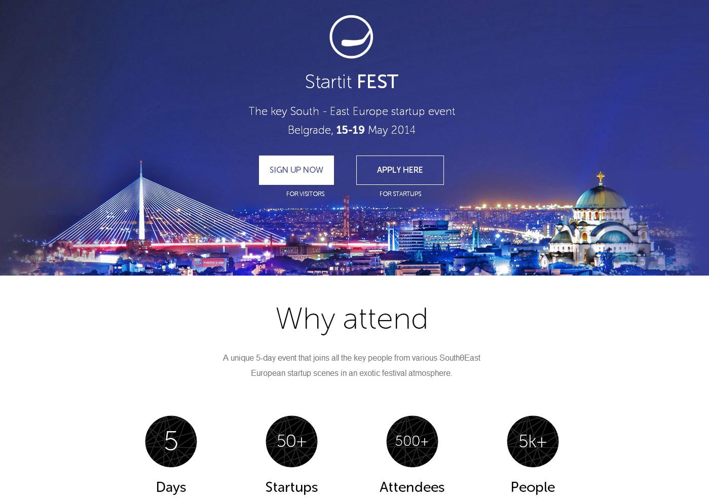 StartIT Fest 2014.
