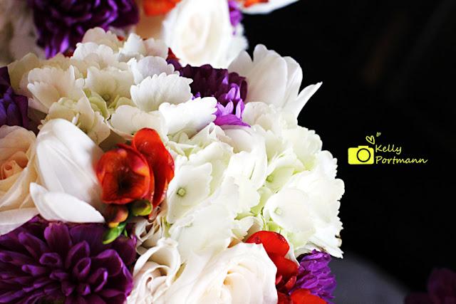 San Antonio Wedding Photographer, Bridesmaid Bouquet Ideas