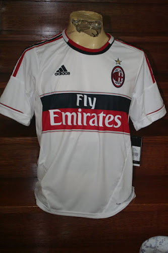 AC Milan Away Putih Grade Ori