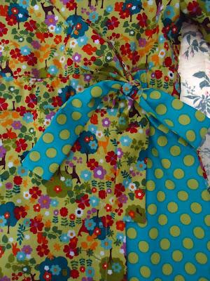 Lille Skip by Naito Shoji: girls' dress