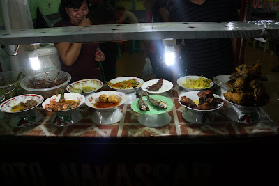 First Night in Manado