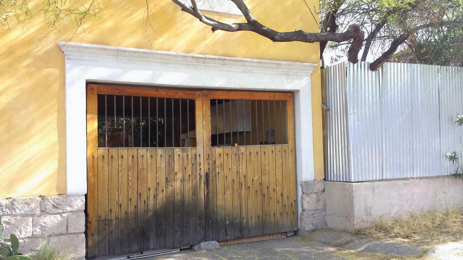 The burrow april 2014 for 14 x 8 garage door