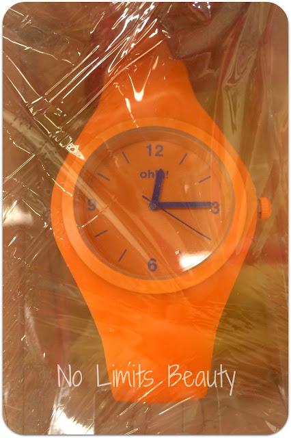 Regalos revistas agosto 2015: Clara (reloj)