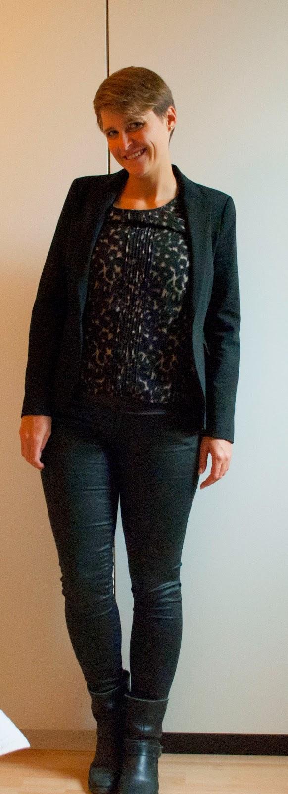 OOTD_15.07.2014 Outfit Fashion Mode Dresscode Office Büro Mode Hupsis Serendipity