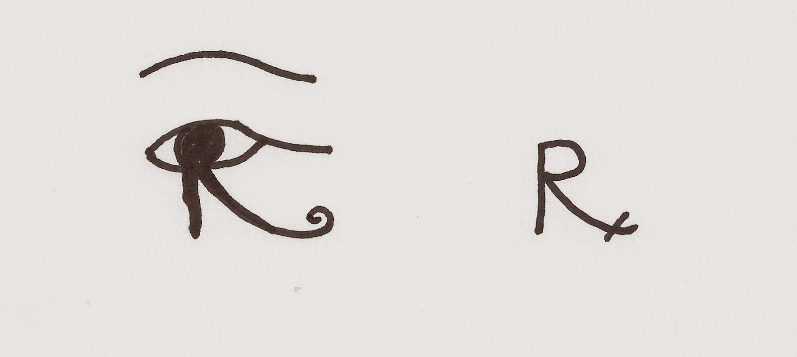 eye of horus rx