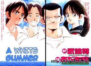 A white summer