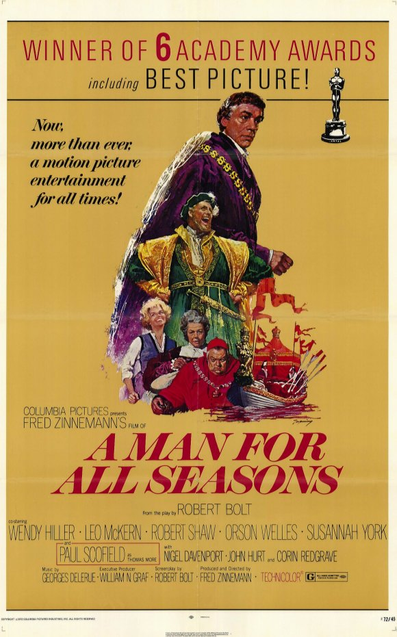 "a man for all season Thomas more studies 1 (2006) on ""a man for all seasons"" clarence h miller1 the phrase a man for all seasons has a long history schoolteacher that he was,."