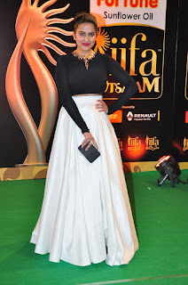 Vishaka Singh sizzling at iifa day 2 020.JPG